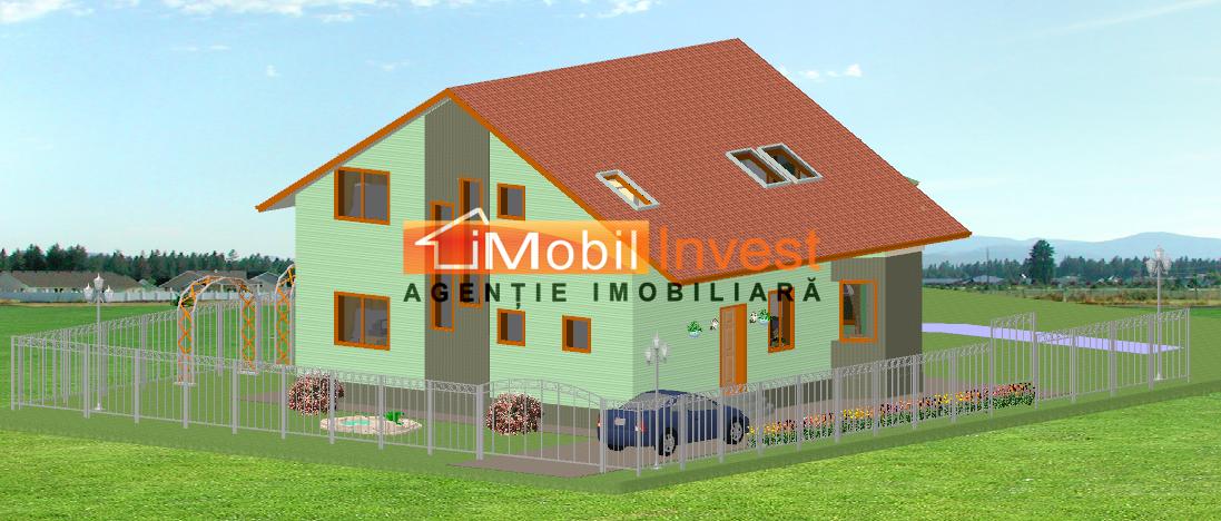 Casa la rosu Alba-Micesti cu plata in rate. Pret 47000 Euro