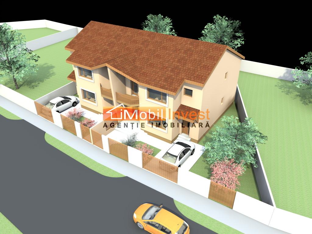 Duplex la rosu Alba-Micesti cu plata in rate. Pret 46000 Euro
