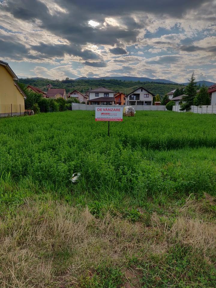 Teren pentru constructie de casa, 400 mp, zona Micesti