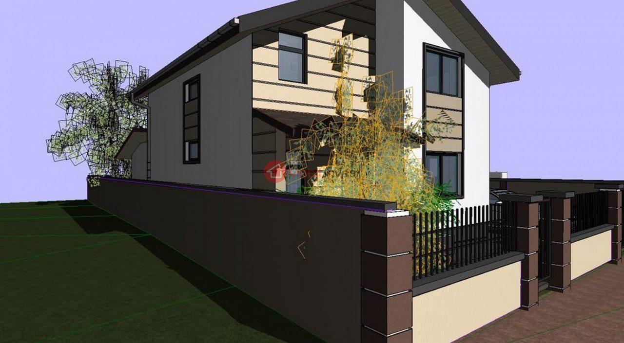 Casa noua P+E, zona Cetate-Piata